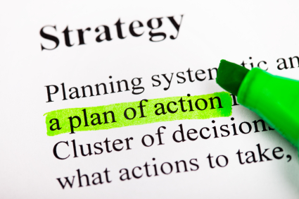 Strategy-A Plan of Action
