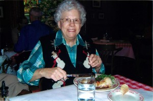 Read more about the article Leadership Insight | Lessons learned from my 94-year-old mom