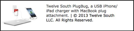 Twelve South PlugBug