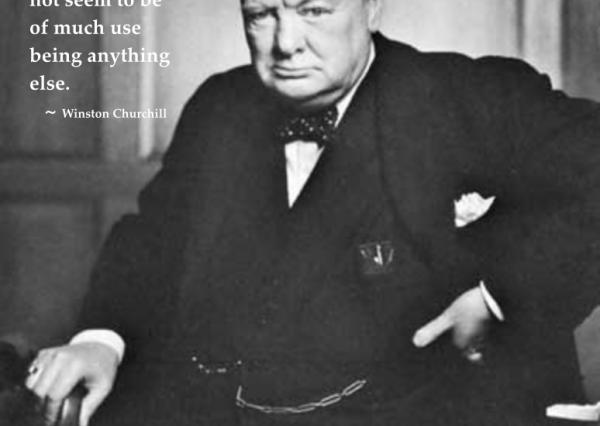 What is Winston Churchill's Productivity Secret?