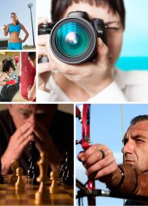 Focus - 5 Images Portfolio