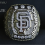 What are you doing to celebrate your victories? SF Giants rings