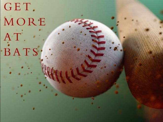 get more at bats for blog post