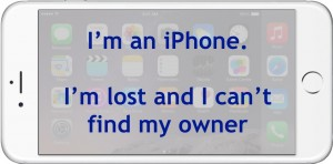 Read more about the article Hi. I'm Your Mobile Phone. I'm lost and I can't find my owner.