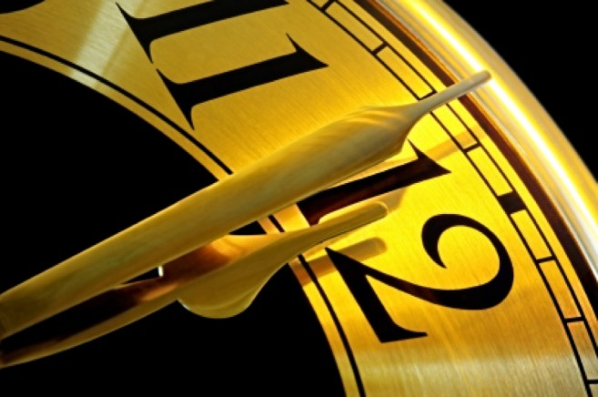 Gold Clock Face_1024