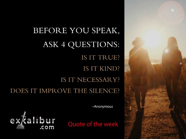 mon quote before you speak for blog