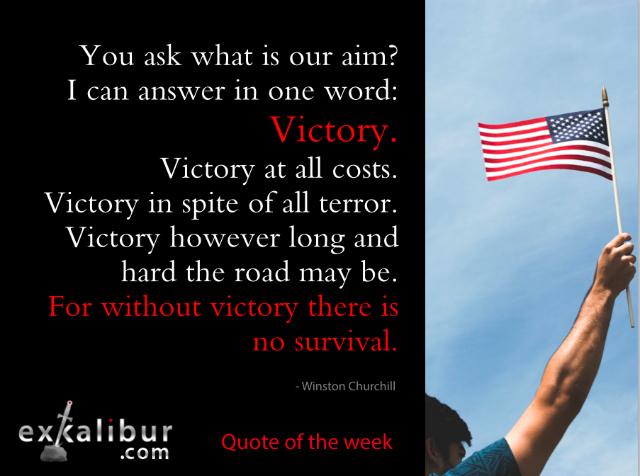 mon quote victory churchill