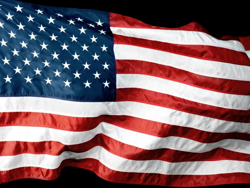 American Flag Independence Day