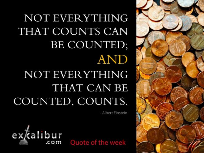 Mon Quote Counted Counts