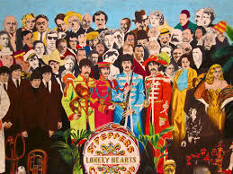 Sgt. Peppers Lonely Hearts Club Band album