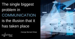 Read more about the article What is the single biggest problem with communication?