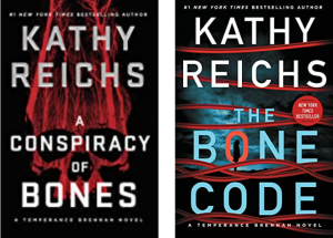 Read more about the article Kathy Reichs returns to the Bones series