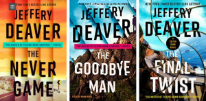 Read more about the article An Update on the Rhyme & Shaw Series from Jeffery Deaver